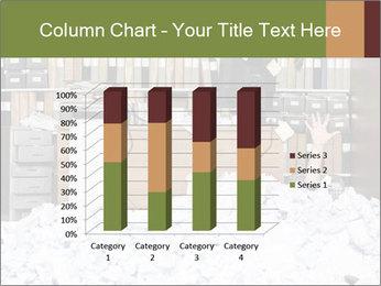 Businesswoman PowerPoint Template - Slide 50