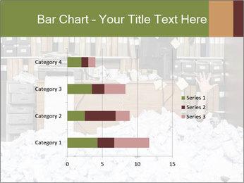 Businesswoman PowerPoint Template - Slide 52