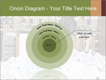 Businesswoman PowerPoint Template - Slide 61