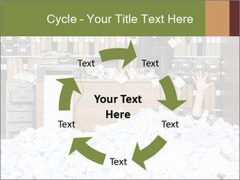 Businesswoman PowerPoint Template - Slide 62
