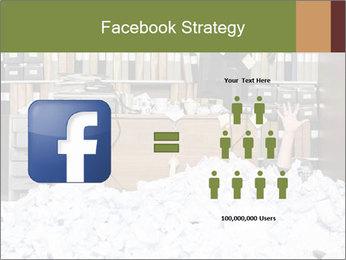 Businesswoman PowerPoint Template - Slide 7