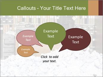 Businesswoman PowerPoint Template - Slide 73