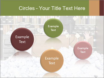 Businesswoman PowerPoint Template - Slide 77