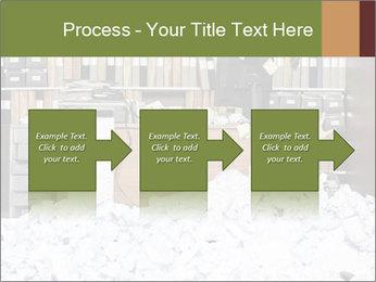 Businesswoman PowerPoint Template - Slide 88