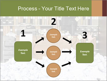 Businesswoman PowerPoint Template - Slide 92
