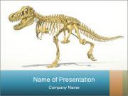 T-Rex PowerPoint Template