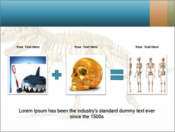T-Rex PowerPoint Template - Slide 22