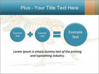 T-Rex PowerPoint Template - Slide 75