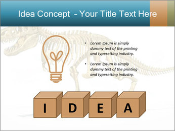 T-Rex PowerPoint Template - Slide 80