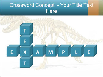 T-Rex PowerPoint Template - Slide 82
