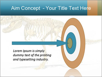 T-Rex PowerPoint Template - Slide 83
