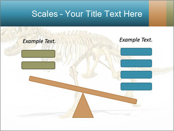 T-Rex PowerPoint Template - Slide 89