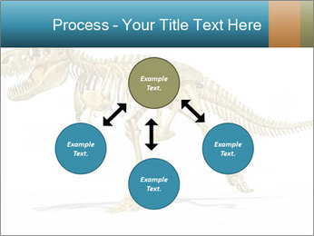 T-Rex PowerPoint Template - Slide 91