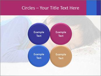 Boy sleeping PowerPoint Template - Slide 38