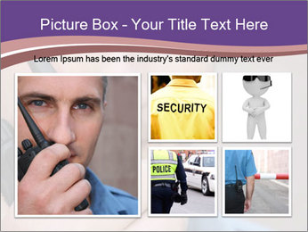 Guard PowerPoint Template - Slide 19