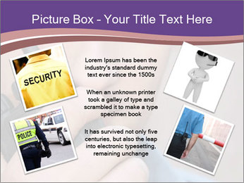 Guard PowerPoint Template - Slide 24