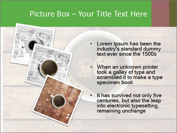 Cup of coffee PowerPoint Template - Slide 17
