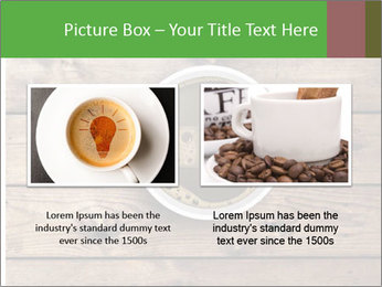 Cup of coffee PowerPoint Template - Slide 18