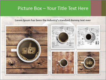 Cup of coffee PowerPoint Template - Slide 19