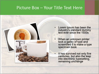 Cup of coffee PowerPoint Template - Slide 20