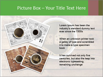 Cup of coffee PowerPoint Template - Slide 23