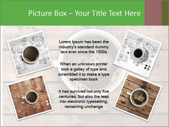 Cup of coffee PowerPoint Template - Slide 24