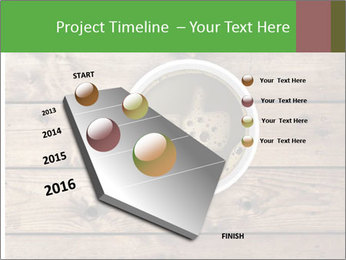 Cup of coffee PowerPoint Template - Slide 26