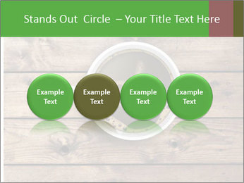 Cup of coffee PowerPoint Template - Slide 76