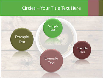 Cup of coffee PowerPoint Template - Slide 77