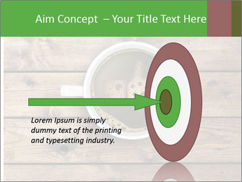 Cup of coffee PowerPoint Template - Slide 83