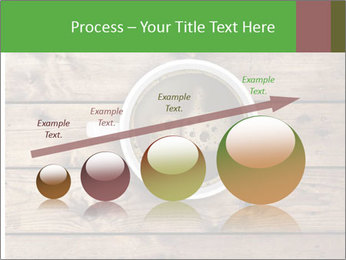 Cup of coffee PowerPoint Template - Slide 87