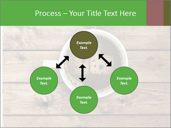 Cup of coffee PowerPoint Template - Slide 91