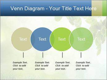 Natural green focus PowerPoint Template - Slide 32