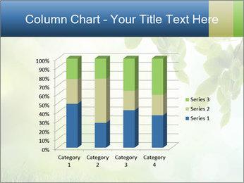 Natural green focus PowerPoint Template - Slide 50