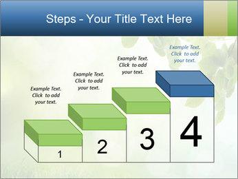 Natural green focus PowerPoint Template - Slide 64