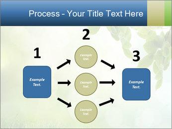 Natural green focus PowerPoint Template - Slide 92