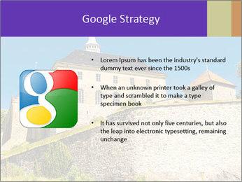 Akershus Fortress PowerPoint Template - Slide 10