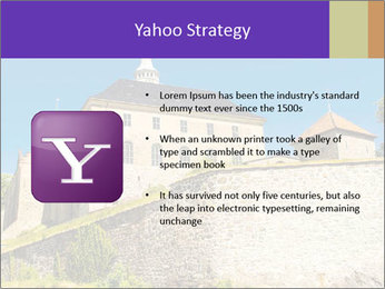 Akershus Fortress PowerPoint Template - Slide 11