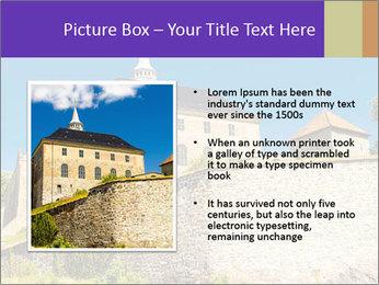 Akershus Fortress PowerPoint Template - Slide 13