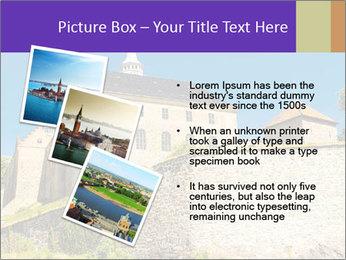 Akershus Fortress PowerPoint Template - Slide 17