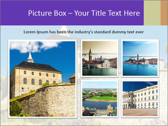 Akershus Fortress PowerPoint Template - Slide 19