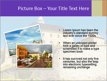 Akershus Fortress PowerPoint Template - Slide 20