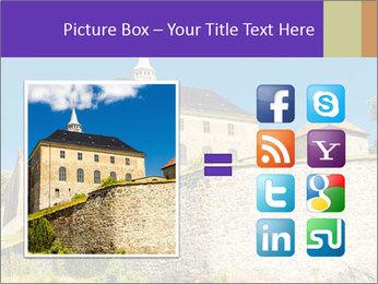 Akershus Fortress PowerPoint Template - Slide 21