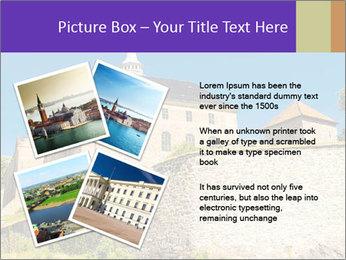 Akershus Fortress PowerPoint Template - Slide 23