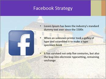 Akershus Fortress PowerPoint Template - Slide 6