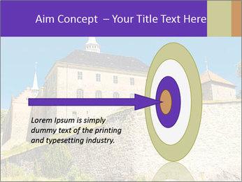 Akershus Fortress PowerPoint Template - Slide 83