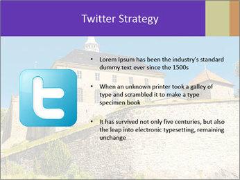 Akershus Fortress PowerPoint Template - Slide 9