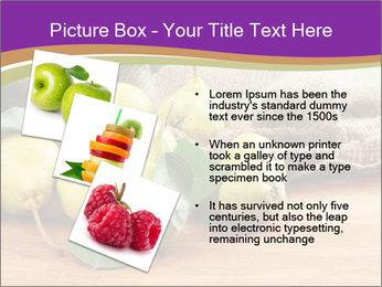 Juicy flavorful pears PowerPoint Template - Slide 17
