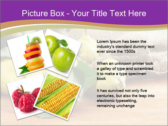 Juicy flavorful pears PowerPoint Template - Slide 23