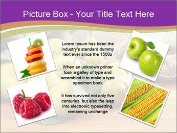 Juicy flavorful pears PowerPoint Template - Slide 24